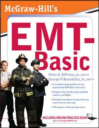 9780071496797: McGraw-Hill's EMT-Basic