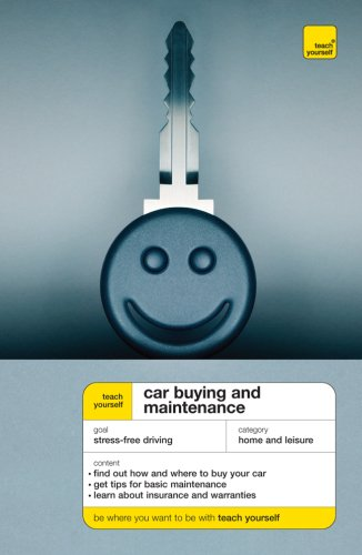9780071496872: Teach Yourself Car Buying and Maintenance McGraw-Hill Edition (Teach Yourself (McGraw-Hill))