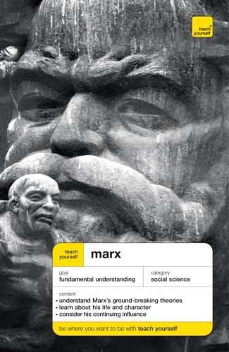 9780071496957: Teach Yourself Marx (Teach Yourself: General Reference)
