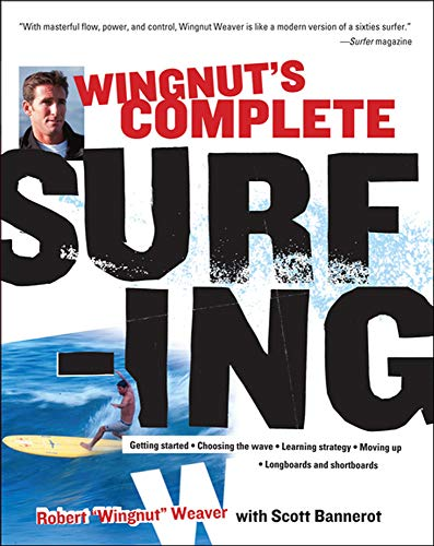 9780071497060: Wingnut's Complete Surfing
