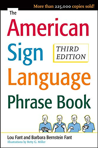 9780071497138: The American Sign Language Phrase Book (NTC Foreign Language)