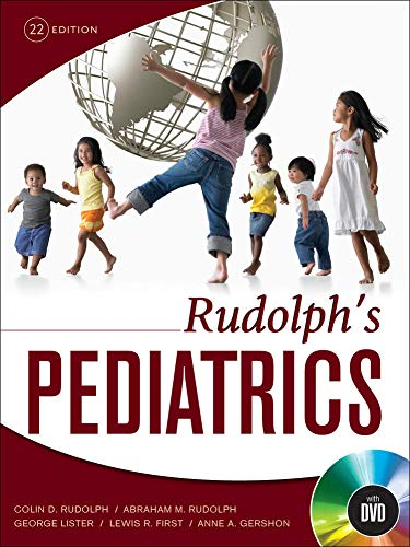 9780071497237: Rudolph's Pediatrics, 22nd Edition