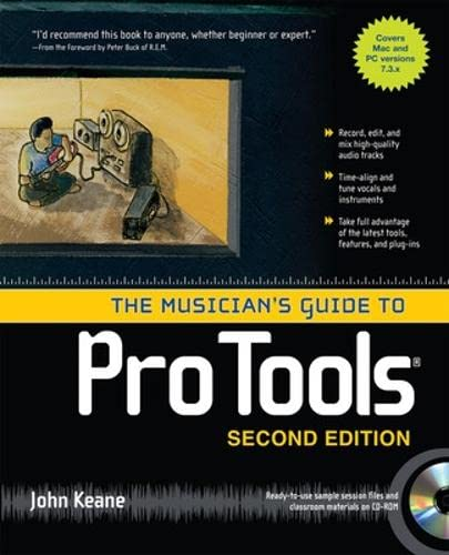 9780071497428: The Musician's Guide to Pro Tools