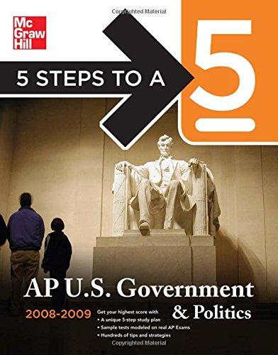 9780071497985: 5 Steps to a 5: AP U.S. Government and Politics