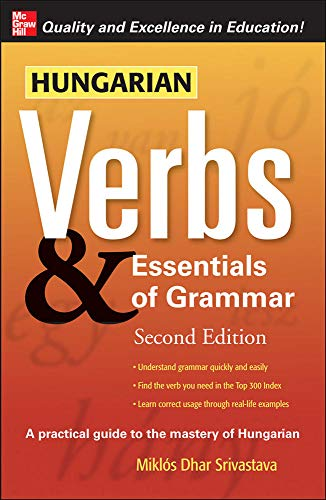 9780071498029: Hungarian Verbs & Essentials of Grammar 2E. (Verbs and Essentials of Grammar Series) (v. 2)