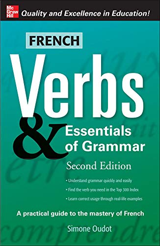 9780071498043: French Verbs & Essentials of Grammar, 2E (Verbs and Essentials of Grammar Series)