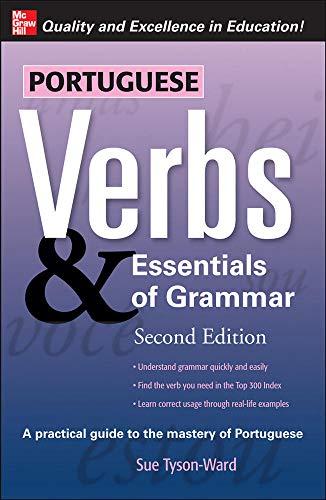 9780071498074: Portuguese Verbs & Essentials of Grammar 2E. (Verbs and Essentials of Grammar Series) (v. 2)