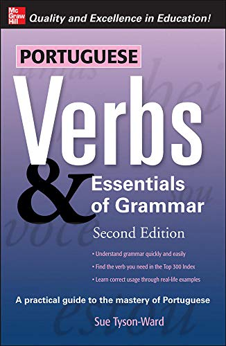 9780071498074: Portuguese Verbs & Essentials of Grammar 2E. (Verbs and Essentials of Grammar Series) (v. 2)