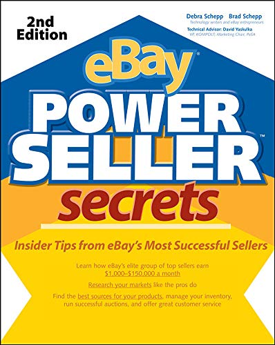 9780071498166: eBay Power Seller Secrets: Insider Tips from eBay's Most Successful Sellers