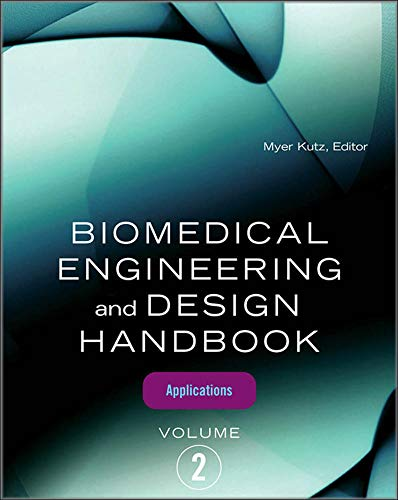 9780071498395: Biomedical Engineering and Design Handbook, Volume 2: Volume 2: Biomedical Engineering Applications