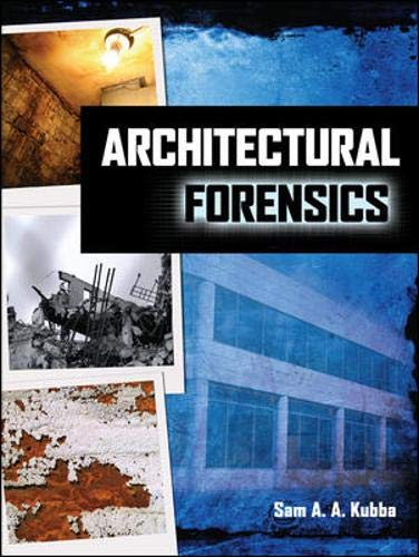 9780071498425: Architectural Forensics