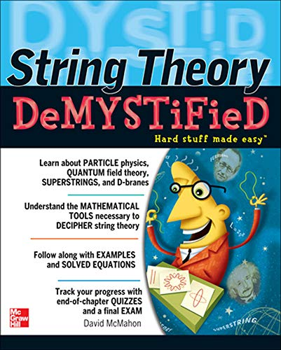 9780071498708: String Theory Demystified