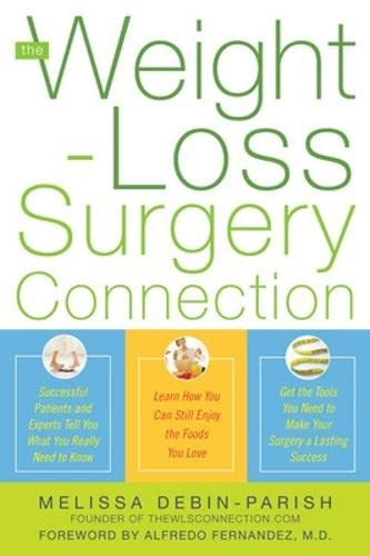 9780071499026: The Weight-Loss Surgery Connection (All Other Health)