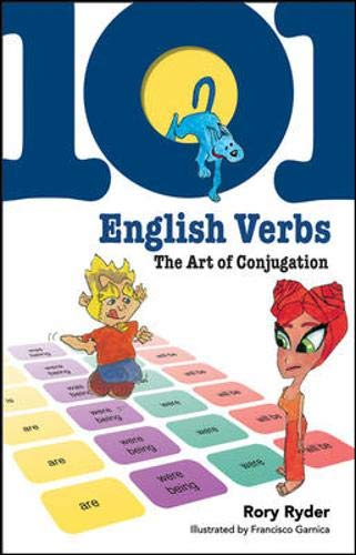 9780071499040: 101 English Verbs: The Art of Conjugation (101... Language Series)