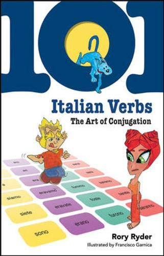 9780071499064: 101 Italian Verbs: The Art of Conjugation (101... Language Series)