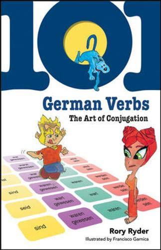 9780071499071: 101 German Verbs: The Art of Conjugation (101. Language Series)