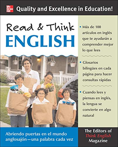 9780071499149: Read & Think English (Book Only)