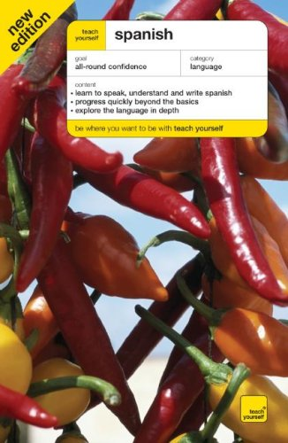 9780071502467: Teach Yourself Spanish Complete Course (Book Only) (TY: Complete Courses)