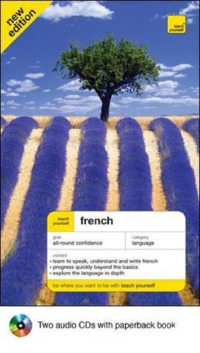 9780071502559: Teach Yourself French [With 2 CDs] (Teach Yourself Language Complete Courses)