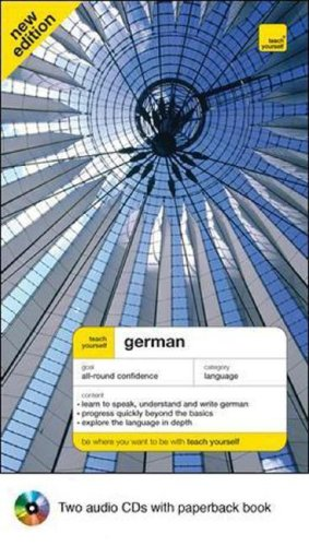 9780071502603: Teach Yourself German [With 2 CDs] (Teach Yourself (McGraw-Hill))