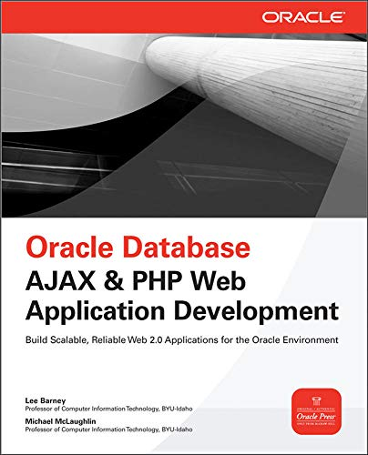 9780071502771: Oracle Database Ajax & PHP Web Application Development (Oracle Press)