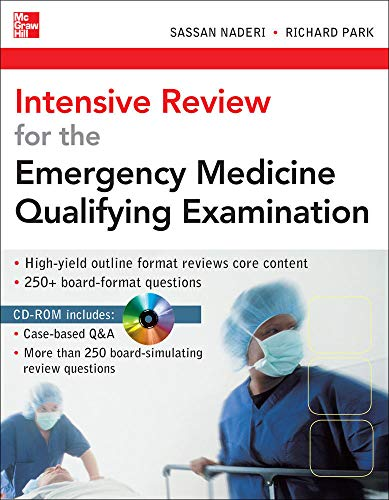 9780071502801: Intensive Review for the Emergency Medicine
