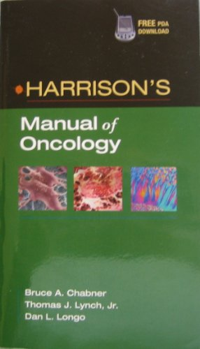 9780071508124: Harrison's Manual of Oncology