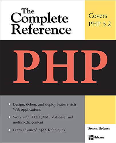 9780071508544: PHP: The Complete Reference