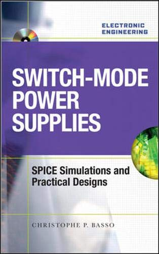 9780071508582: Switch-Mode Power Supplies Spice Simulations and Practical Designs