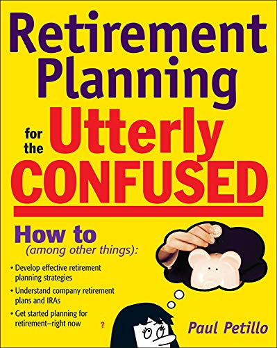 9780071508681: Retirement Planning for the Utterly Confused