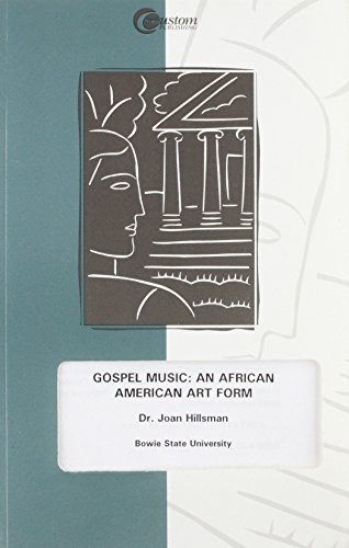 9780071540377: Gospel Music:  An African American Art Form