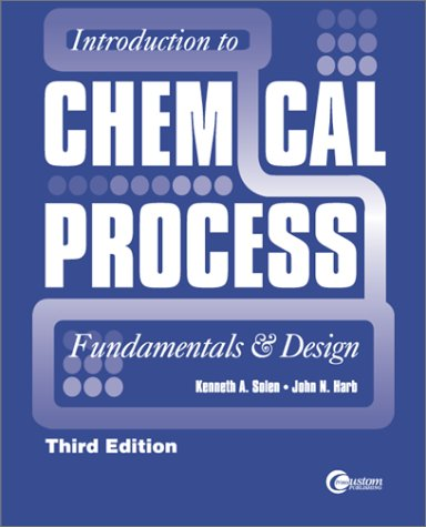 9780071540544: Introduction to Chemical Process