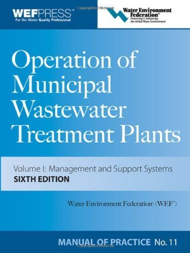 9780071543682: Operation of Municipal Wastewater Treatment Plants