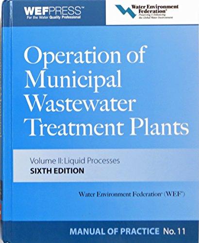 9780071543699: Operation of Municipal Wastewater Treatment Plants