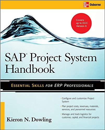 9780071544504: SAP® Project System Handbook (Essential Skills (McGraw Hill))