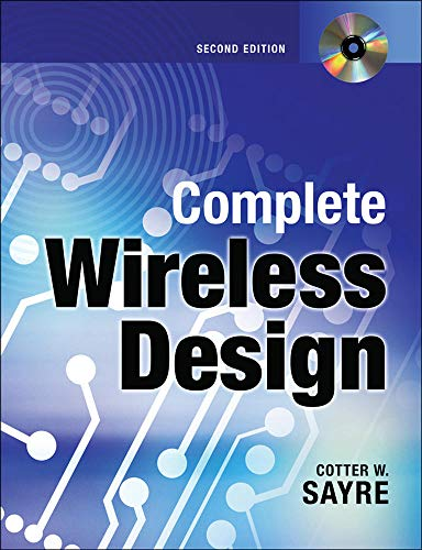 9780071544528: Complete Wireless Design, Second Edition (Electronics)