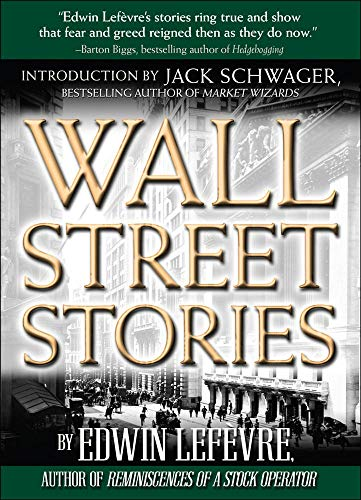 9780071544849: Wall Street Stories: Introduction by Jack Schwager