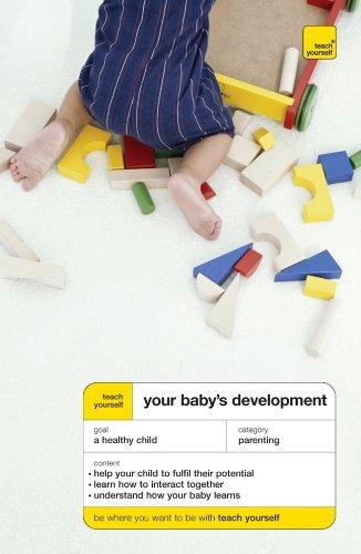 9780071545013: Teach Yourself Baby Development McGraw-Hill Edition (TYG)