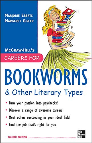 9780071545396: Careers for Bookworms & Other Literary Types, Fourth Edition (McGraw-Hill Careers for You (Paperback))