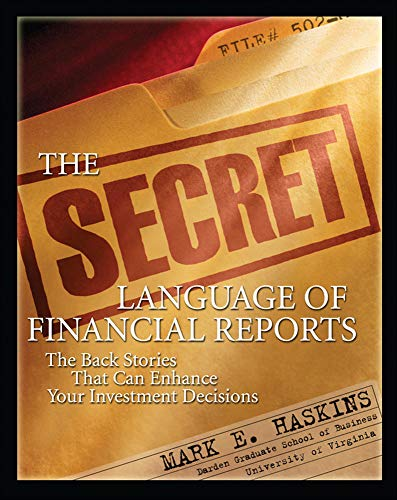 9780071545532: The Secret Language of Financial Reports: The Back Stories That Can Enhance Your Investment Decisions