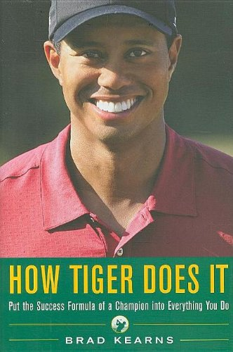 9780071545655: How Tiger Does It