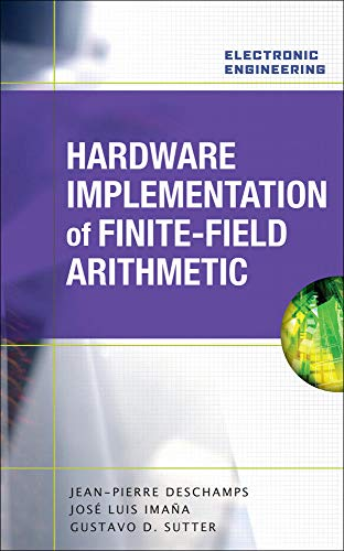 9780071545815: Hardware Implementation of Finite-Field Arithmetic (Electronic Engineering)
