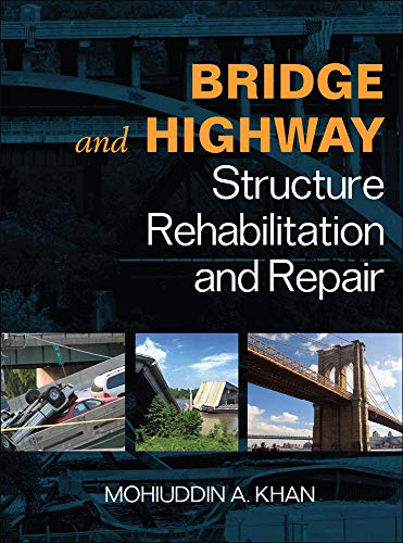 9780071545914: Bridge and Highway Structure Rehabilitation and Repair (Mechanical Engineering)