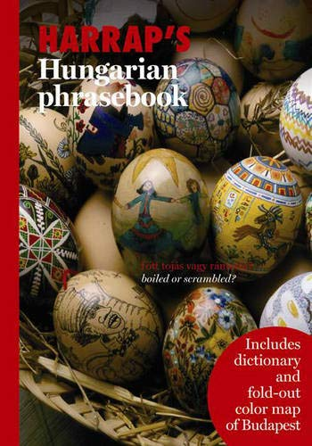 Harrap's Hungarian Phrasebook (Harrap's Phrasebook Series) (0071546138) by Harrap