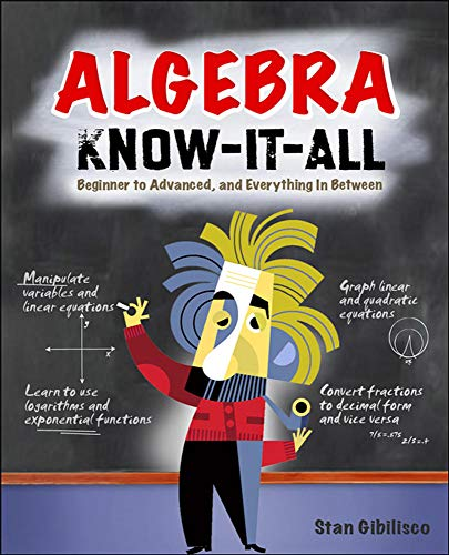 9780071546171: Algebra Know-It-ALL: Beginner to Advanced, and Everything in Between