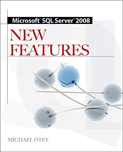 9780071546409: Microsoft® SQL Server? 2008 New Features (Database & ERP - OMG)