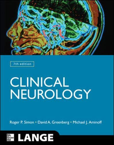 9780071546447: Clinical Neurology, Seventh Edition (Lange Clinical Medicine)