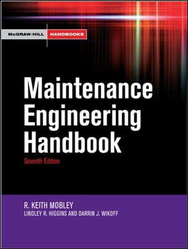 9780071546461: Maintenance Engineering Handbook (McGraw-Hill Handbooks)