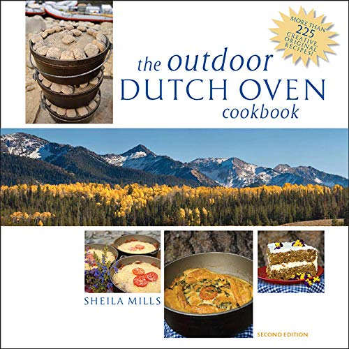 9780071546591: The Outdoor Dutch Oven Cookbook, Second Edition