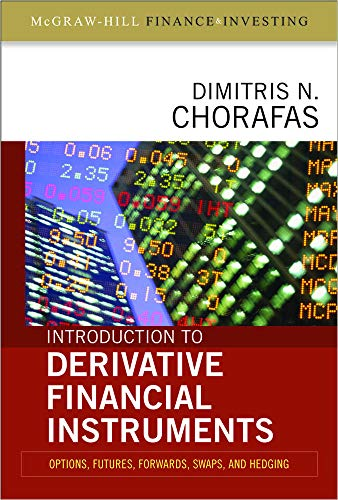 9780071546638: Introduction to Derivative Financial Instruments: Bonds, Swaps, Options, and Hedging